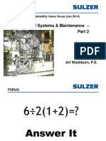 Sulzer - FSRUG - SGFP Lube Oil Systems & Maintenance (Part 2, Jan 2014) (1)