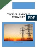 Diseño de Una Linea de Transmision