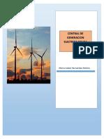 Central de Energia Eletrica EOLICA