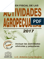 Libro Actividades Agropecuarias 2017