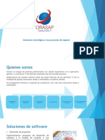 Brochure ORASAP