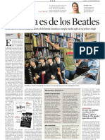 The Beatles La Vanguardia 20120929