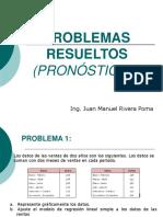 Pronosticos Problemas Resueltos
