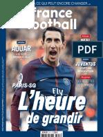 France Football - 6 Mars 2018