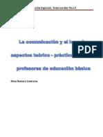 Libro La Comunic.y Lenguaje