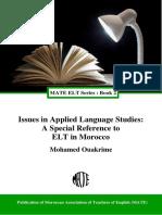 MATE ELT Series Book2 Prof Ouakrime March 2018 Announcement (1)