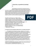 Pasquinelli - La Ideología de La Cultura Libre