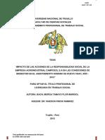 Tesis Impacto de acciones de empresa agroindustrial Camposol distrito de chao