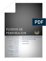 Fluidos de Perforacion (Incahuasi X-2)