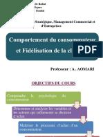 Comportement Du Consommateur 2017 PART 1