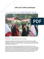 Sukan Dan Wanita Dari Sudut Pandangan Islam