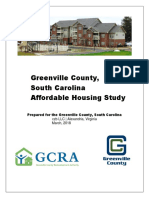 Greenville County Final Housing Study 2018