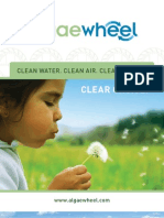 Algae Wheel Brochure
