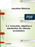 1.1.Conceitoobjetivoeelementosdacienciaeconomica