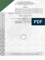 Escritura da Fazenda Papuda