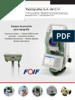 Catalogo - Instrumentos de Medicion Marca Foif