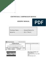 Manual Compresor Centrifugo