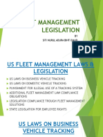 FLEET MANAGEMENT LEGISLATION.pptx