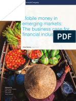 Mobile Money in Emerging Markets