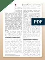Coy 360 - FMI Ve Riesgos en Bolivia Por Elevados Déficits Macroeconómicos (1)