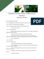 Melancolia 18 -Programa Definitivo