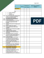 Gfsi Fssc 22000 Audit Checklist