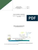 Plan de Desarrollo Municipal San José del Palmar, Chocó 2012-2015