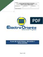 SID-ELORSA-008.Plan de Auditorias Revisión y Evaluación