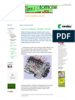 Mesin 6 Silinder Dengan DOHC