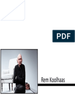 16 .Rob Krier,Leaon Krier,Rem Khoolas