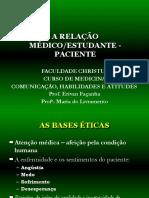 A Relação Médico- Paciente