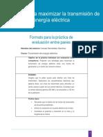 Practica MéxicoX, Transmisión de Energía Eléctrica 1, Por Ismael Hernández Sánchez