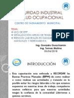 Capacitacion Camal Municipal Epp Gadmcll 05-04-2018