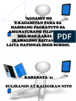 Filipino Major Ppt