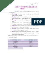 Identificación y Contextualización de Redes
