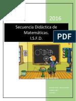 Planificación   Matemática  de fracciones para 4 grado