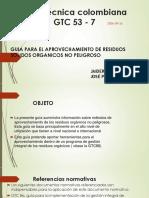 Guía Técnica Colombiana GTC 53-7(J.D)