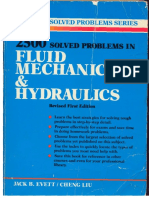 2,500 Solved Problems in Fluid Mechanics and Hydraulics(Autosaved)