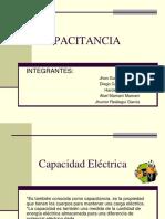 Capacidad-Eléctrica
