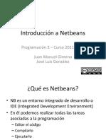 1 Introduccion a Netbeans
