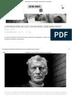La Diferencia Entre Ser Culto y Ser Inteligente, Según Samuel Beckett - Cultura Inquieta