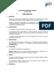 Bases Concurso Interno Probetas ACI USIL