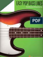 Easy Pop Bass Lines.pdf