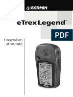 Garmin Etrex Legend User Manual