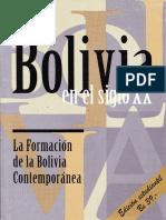 Bolivia en El Siglo XX