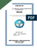 LAPORAN STUDY  TOUR MUSEUM LAMPUNG, PANTAI PASIR PUTIH & RAMAYANA.docx