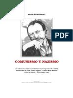 Comunismo y Nazismo - Alain de Benoist.pdf