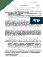 Mariela Berra - Innovacion Tecnologica y Estrategias de Participacion y Consenso