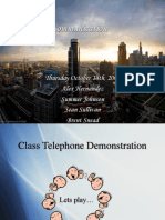 WS05 Communication