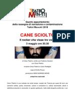 C.S. Cane Sciolto